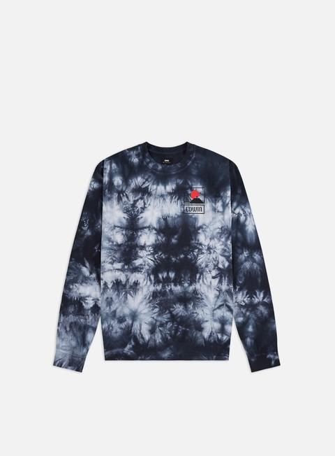 T-shirt tie-dye Edwin Sunset On Mt. Fuji T-shirt