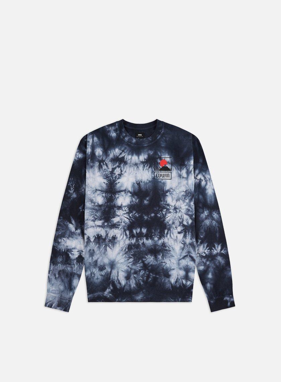 Edwin Sunset On Mt. Fuji T-shirt