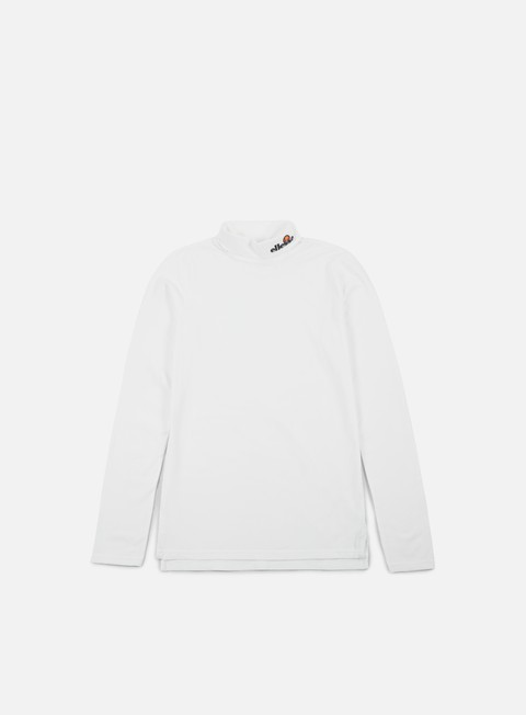 Long Sleeve T-shirts Ellesse Amico Roll Neck LS T-Shirt