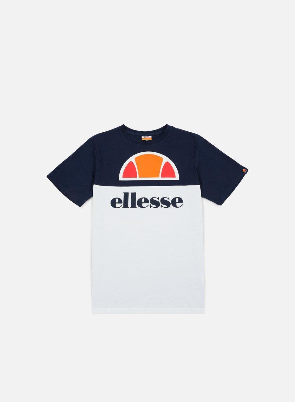 Ellesse - Arbataz T-shirt, Dress Blue/Optic White
