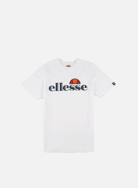 t shirt ellesse baako t shirt optic white