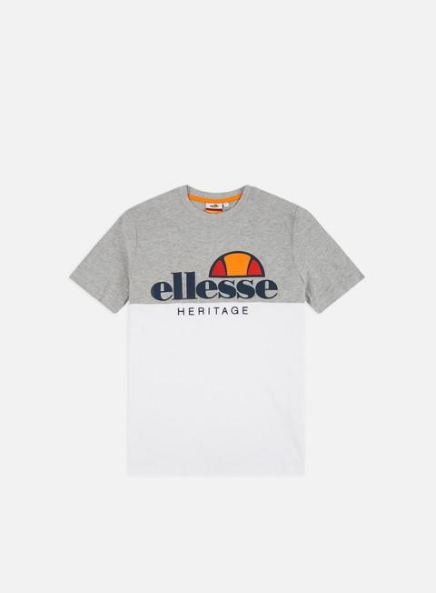 Short Sleeve T-shirts Ellesse Color Block T-shirt