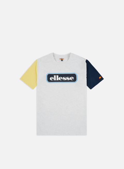 Short Sleeve T-shirts Ellesse Mirro Oversized T-shirt
