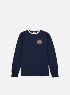 Ellesse - Ortler LS T-shirt, Dress Blue 1