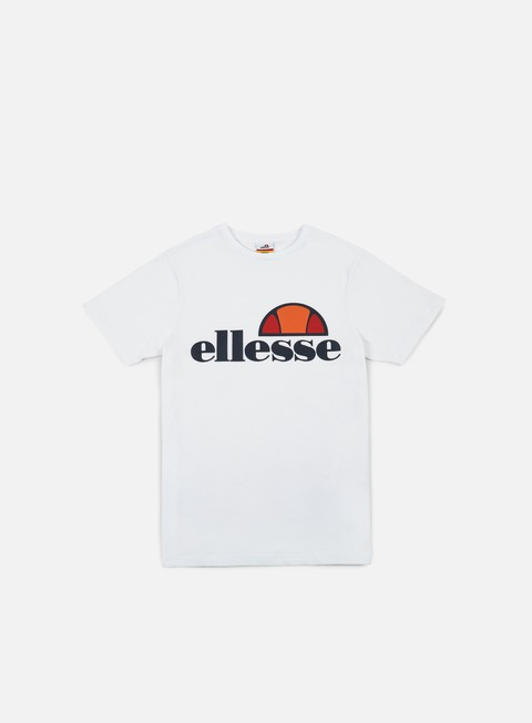 t shirt ellesse prado t shirt optic white