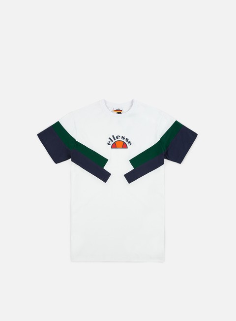 t shirt ellesse terria t shirt optic white