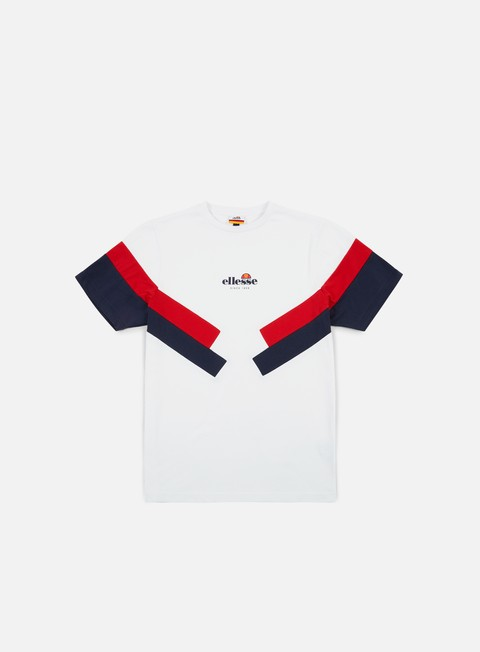 t shirt ellesse zardini t shirt optic white