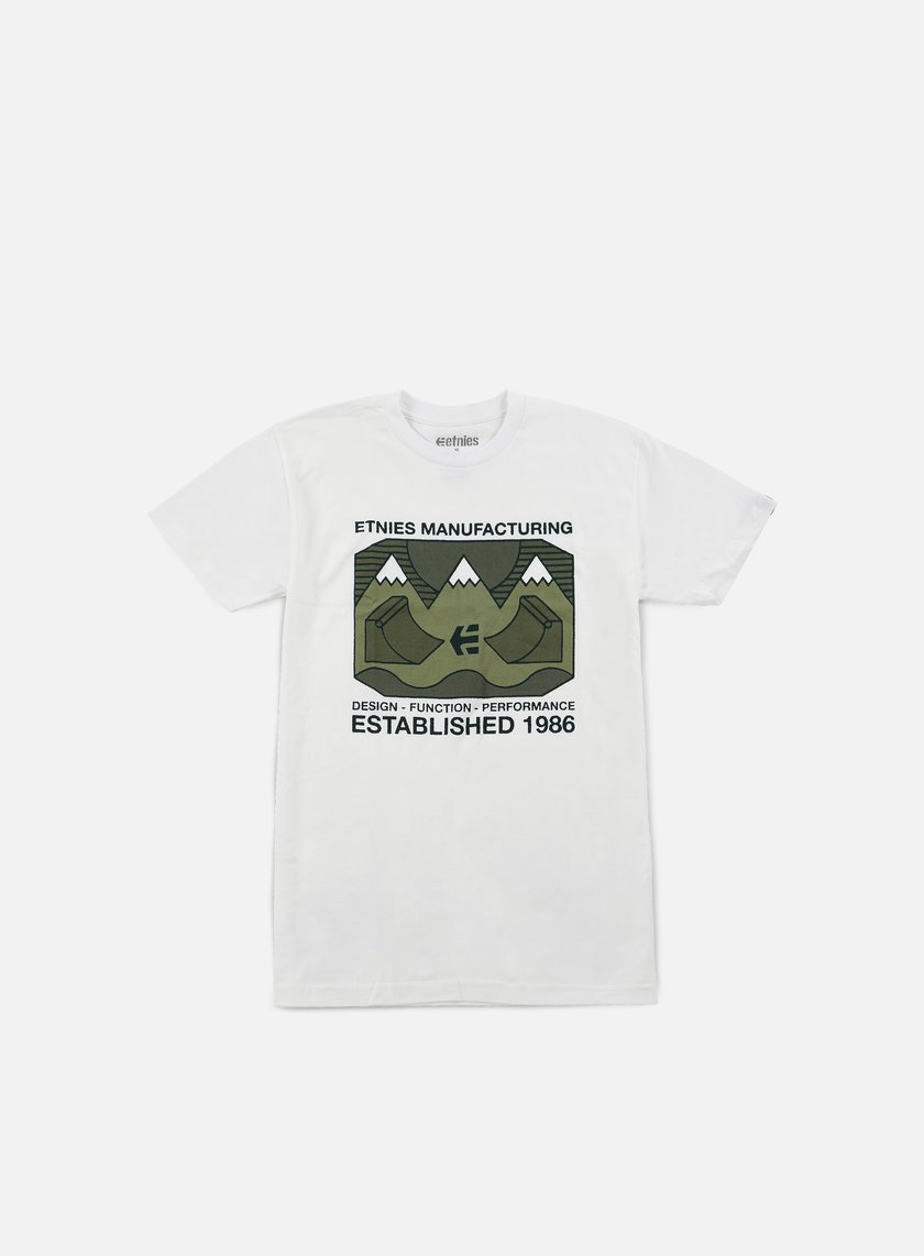Etnies - Eternal Landscape T-shirt, White