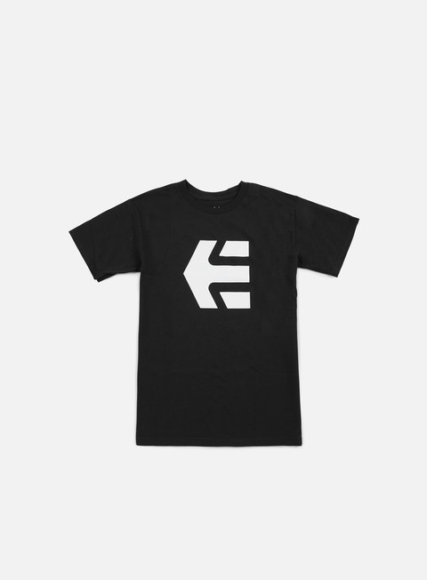 t shirt etnies icon 16 t shirt black