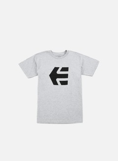 Etnies - Icon 16 T-shirt, Heather Grey