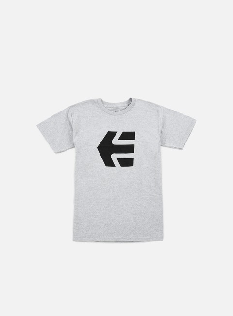 t shirt etnies icon 16 t shirt heather grey