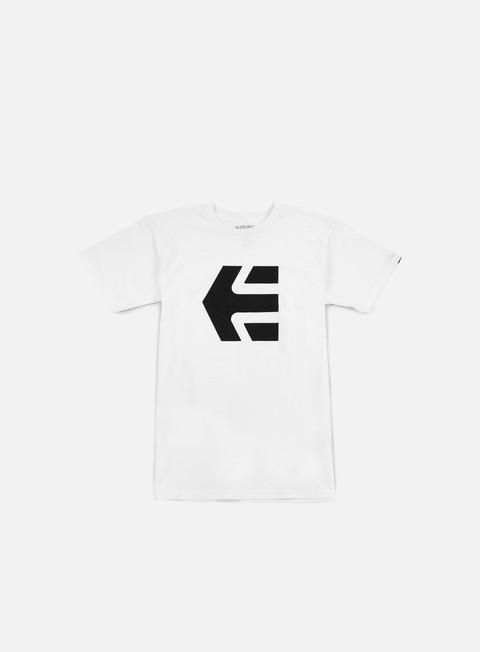 Outlet e Saldi T-shirt a Manica Corta Etnies Icon 16 T-shirt
