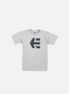 Etnies - Mod Icon T-shirt, Heather Grey