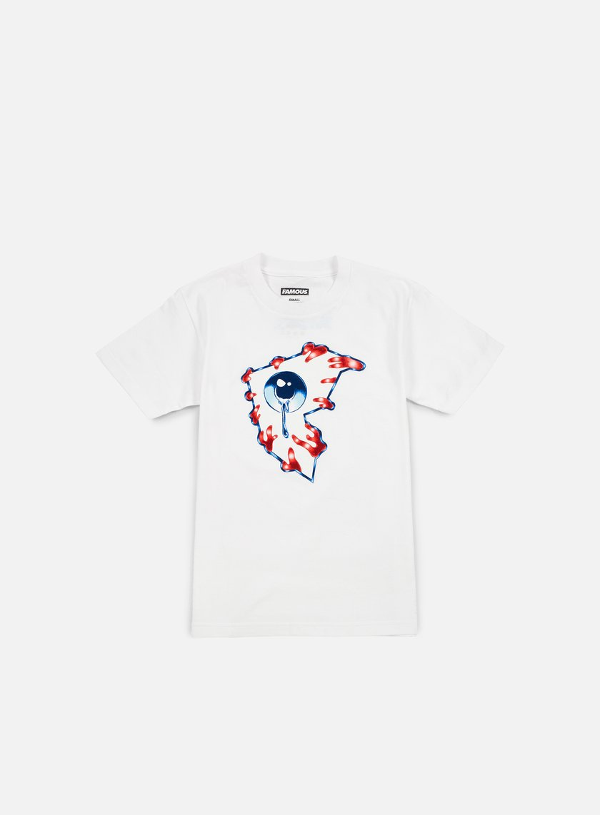 Famous - All Seeing T-shirt, White