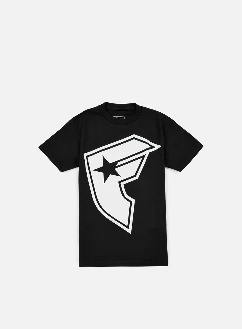 Famous - Big BOH T-shirt, Black