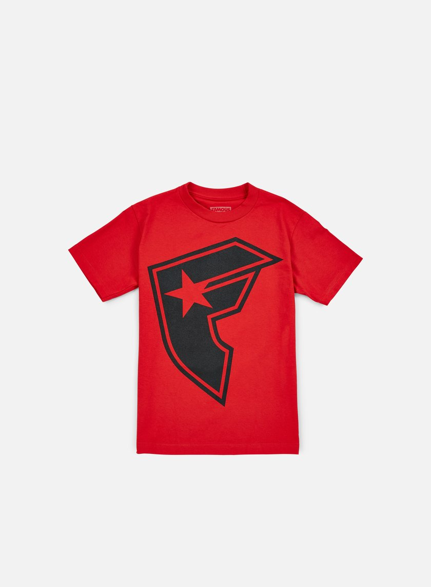 Famous - Big BOH T-shirt, Red