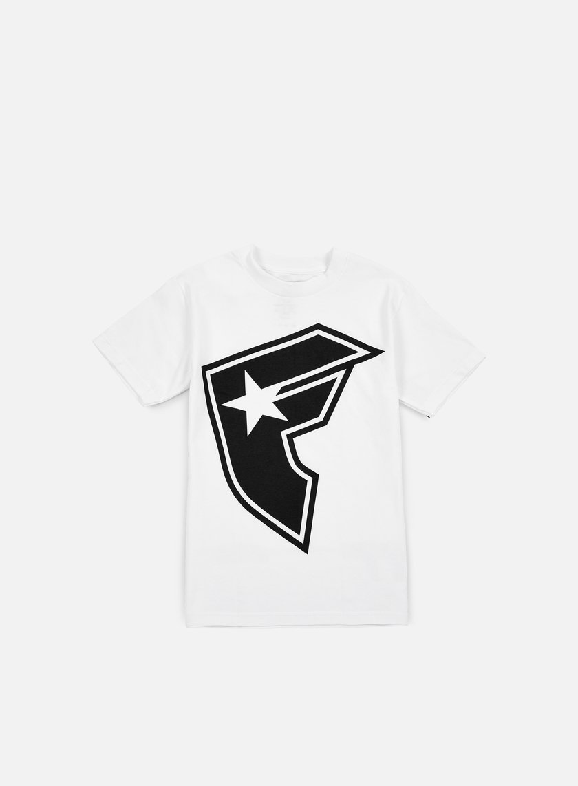 Famous - Big BOH T-shirt, White