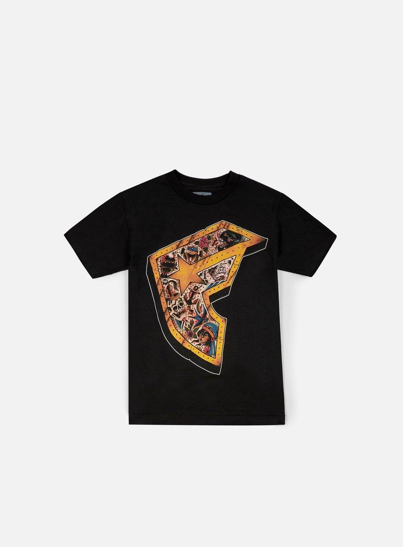 Famous - Caleb BOH T-shirt, Black