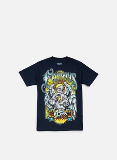 Famous - Church T-shirt, Navy 1