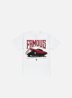 Famous - Juiced T-shirt, White 1
