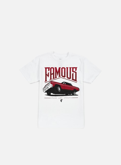 Sale Outlet Short Sleeve T-shirts Famous Juiced T-shirt