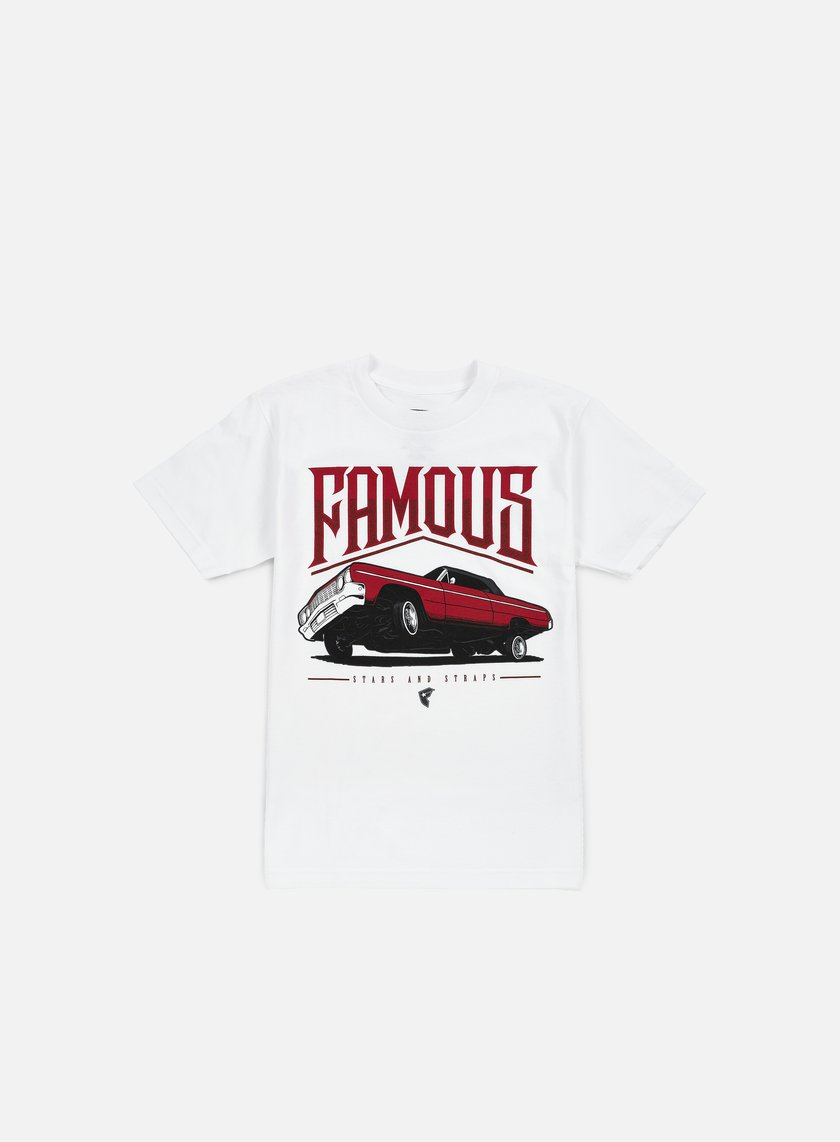 Famous - Juiced T-shirt, White