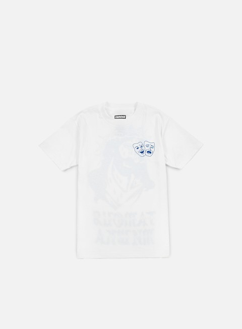 Outlet e Saldi T-shirt a Manica Corta Famous Mercy T-shirt