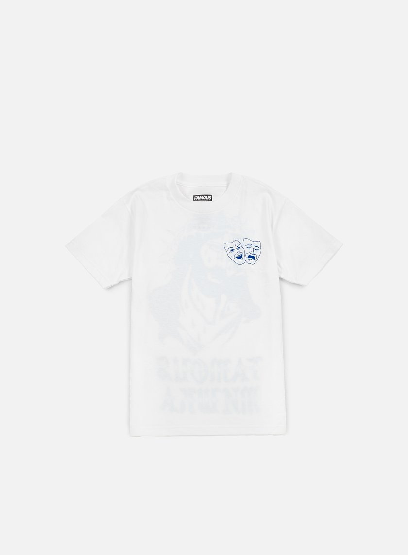 Famous - Mercy T-shirt, White