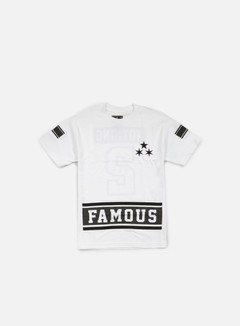 Famous - Nothing 2 Lose T-shirt, White 1