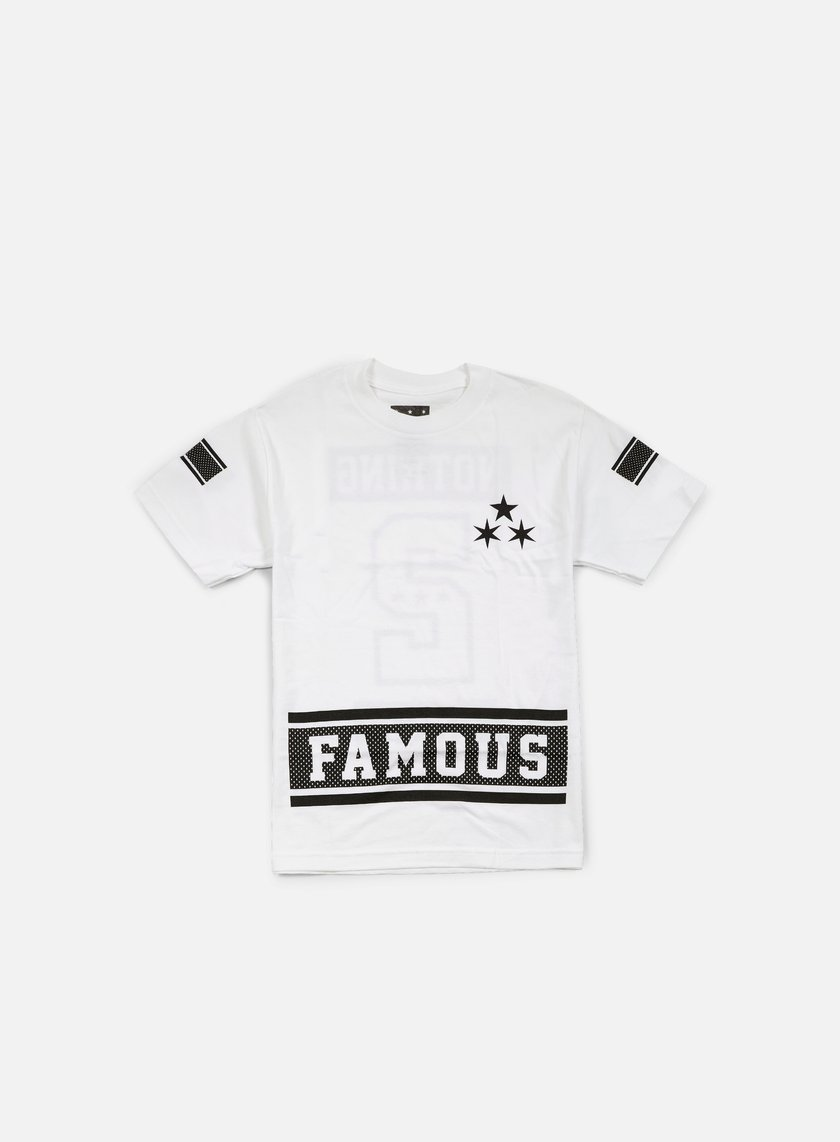 Famous - Nothing 2 Lose T-shirt, White