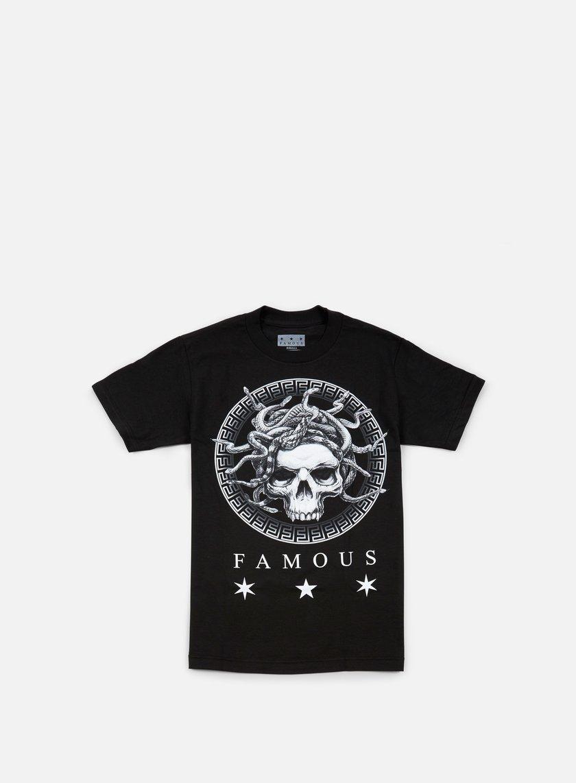 Famous - Onlooker T-shirt, Black