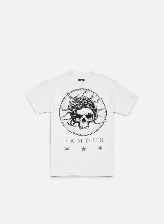 Famous - Onlooker T-shirt, White