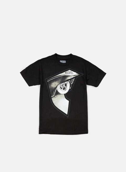 Outlet e Saldi T-shirt a Manica Corta Famous Rivi BOH T-shirt