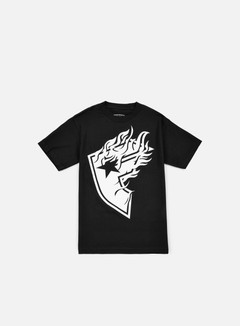 Famous - Scorch T-shirt, Black 1