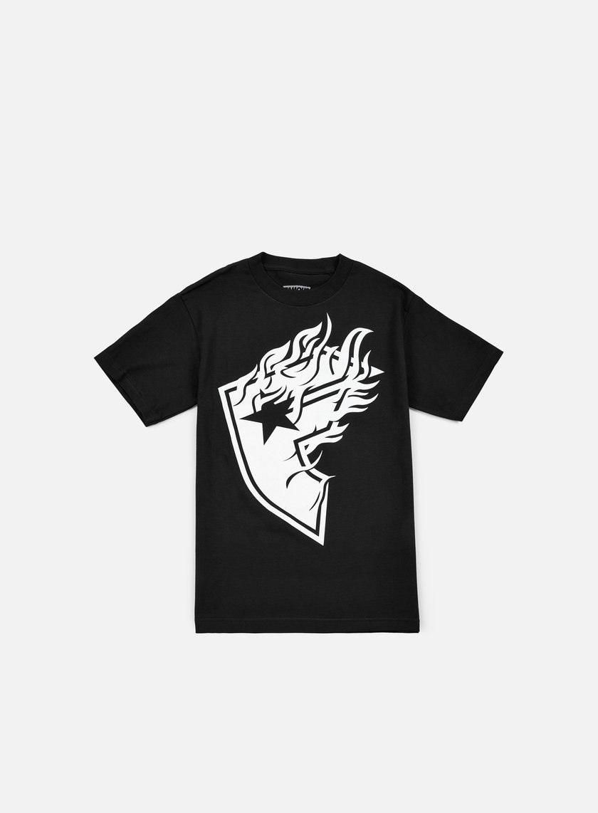 Famous - Scorch T-shirt, Black