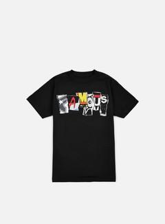 Famous - Trashed T-shirt, Black 1