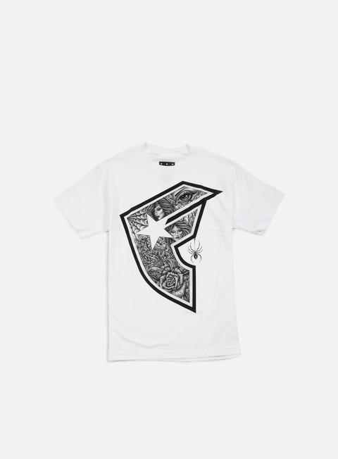 Outlet e Saldi T-shirt a Manica Corta Famous Vescovi BOH T-shirt