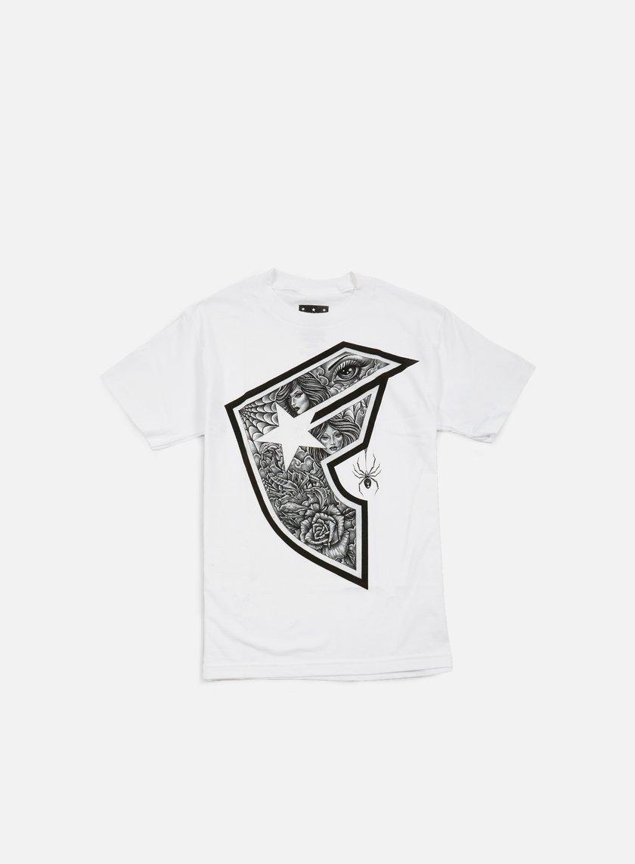 Famous - Vescovi BOH T-shirt, White