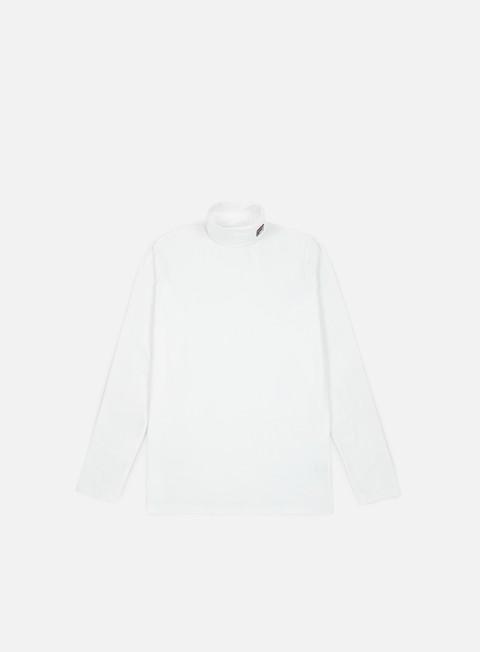 t shirt fila 19t th roll neck white