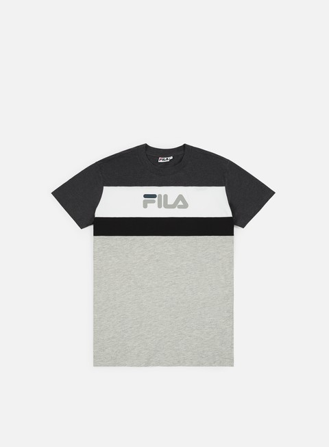 Sale Outlet Short Sleeve T-shirts Fila Aaron T-shirt