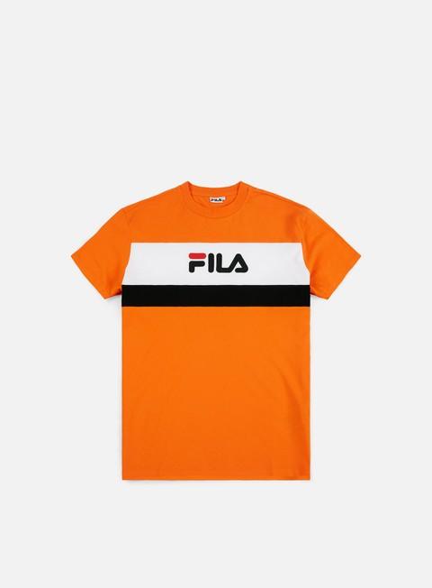 Outlet e Saldi T-shirt a Manica Corta Fila Aaron T-shirt