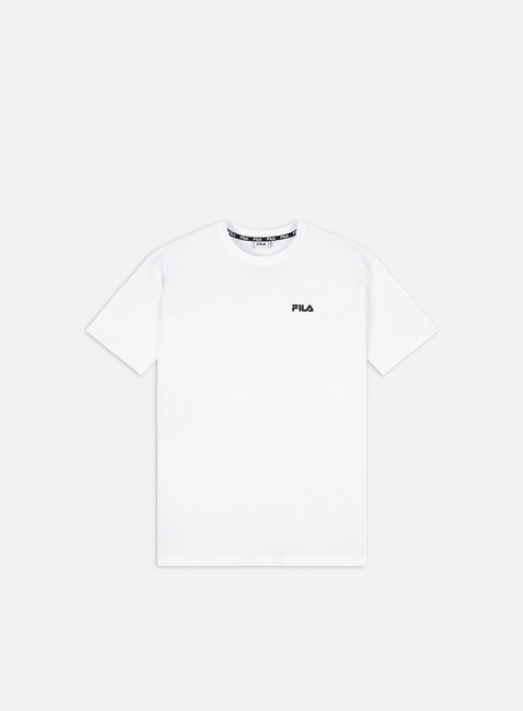 Fila Abay Cropped Shoulder T-shirt