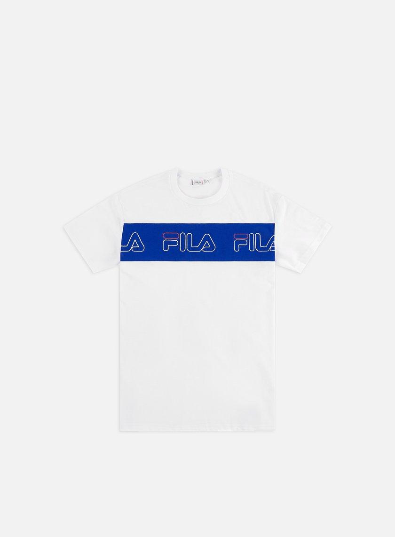 Fila Aki Logo T-shirt
