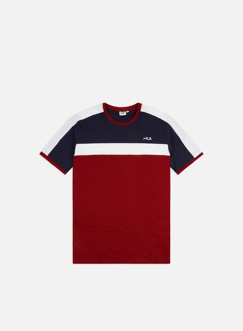 Short Sleeve T-shirts Fila Anastas T-shirt