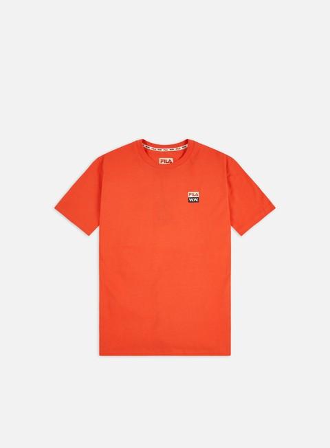 Short Sleeve T-shirts Fila Boris T-shirt