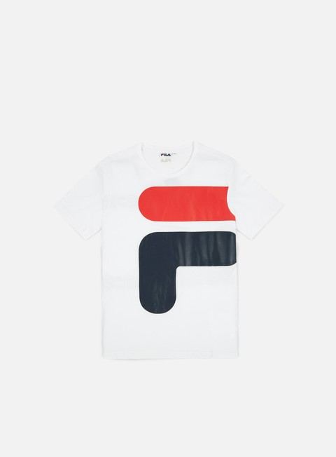 t shirt fila carter t shirt bright white