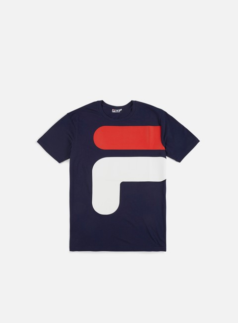 Short Sleeve T-shirts Fila Carter T-shirt