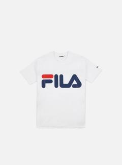 Fila - Classic Logo T-shirt, Bright White 1