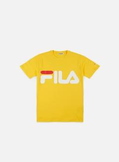 Fila - Classic Logo T-shirt, Lemon