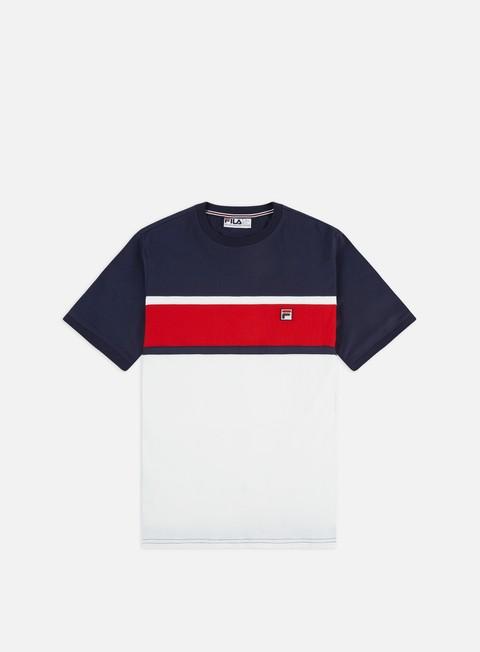 Outlet e Saldi T-shirt a Manica Corta Fila Conte T-shirt